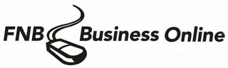 mark for FNB BUSINESS ONLINE, trademark #78253690