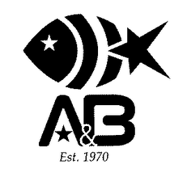 mark for A&B EST. 1970, trademark #78254274