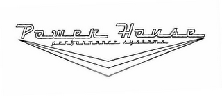mark for POWER HOUSE PERFORMANCE SYSTEMS, trademark #78257821