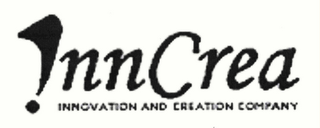 mark for INN CREA INNOVATION AND CREATION COMPANY, trademark #78261860