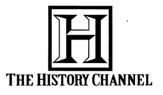 mark for H THE HISTORY CHANNEL, trademark #78262682