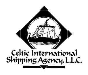 mark for CELTIC INTERNATIONAL SHIPPING AGENCY, L.L.C., trademark #78265606