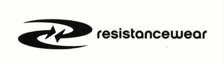 mark for RESISTANCEWEAR, trademark #78269436