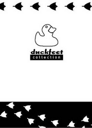 mark for DUCKFEET COLLECTION, trademark #78271427