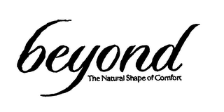 mark for BEYOND THE NATURAL SHAPE OF COMFORT, trademark #78286825