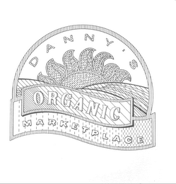 mark for DANNY'S ORGANIC MARKETPLACE, trademark #78287494