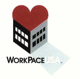 mark for WORKPACEUSA, trademark #78304512