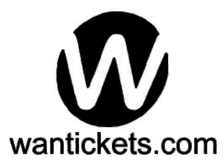 mark for W WANTICKETS.COM, trademark #78307690