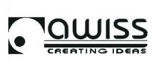 mark for AWISS CREATING IDEAS, trademark #78311248