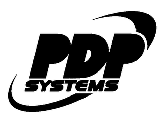 mark for PDP SYSTEMS, trademark #78315766