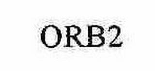 mark for ORB2, trademark #78316742