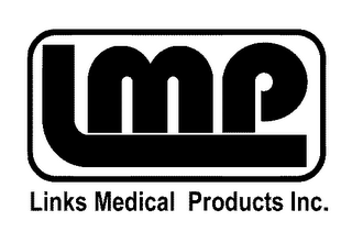 mark for LMP LINKS MEDICAL PRODUCTS INC., trademark #78320259