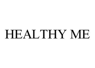 mark for HEALTHY ME, trademark #78322787