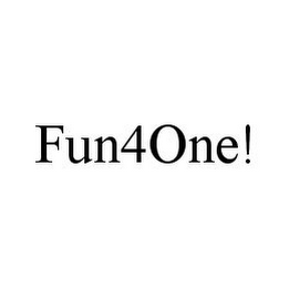 mark for FUN4ONE!, trademark #78324611