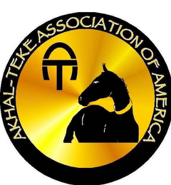 mark for AKHAL-TEKE ASSOCIATION OF AMERICA, trademark #78326758