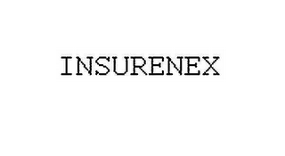 mark for INSURENEX, trademark #78327066