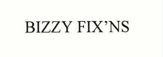 mark for BIZZY FIX'NS, trademark #78328248