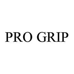 mark for PRO GRIP, trademark #78330028