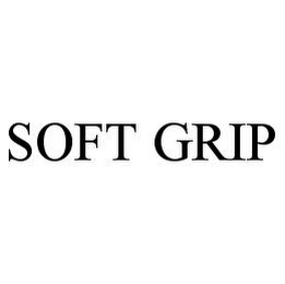 mark for SOFT GRIP, trademark #78330045