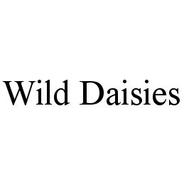 mark for WILD DAISIES, trademark #78331986
