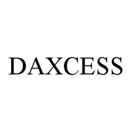 mark for DAXCESS, trademark #78332200