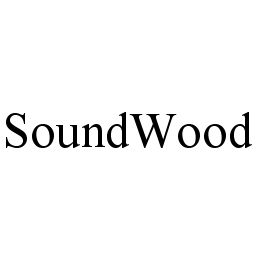 mark for SOUNDWOOD, trademark #78332232