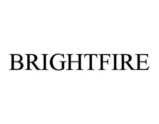 mark for BRIGHTFIRE, trademark #78332763