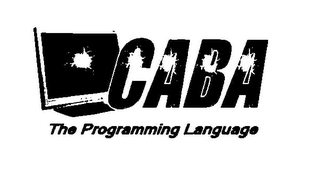 mark for CABA THE PROGRAMMING LANGUAGE, trademark #78334441