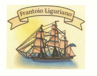 mark for FRANTOIO LIGURIANO, trademark #78334688