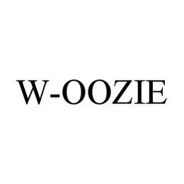 mark for W-OOZIE, trademark #78335399