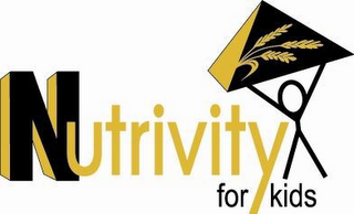 mark for NUTRIVITY FOR KIDS, trademark #78335966