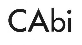 mark for CABI, trademark #78336603