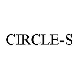 mark for CIRCLE-S, trademark #78336608