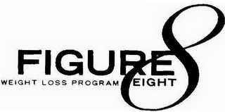 mark for FIGURE EIGHT WEIGHT LOSS PROGRAM 8, trademark #78336703