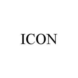 mark for ICON, trademark #78337956