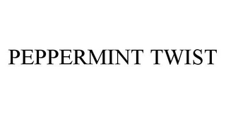 mark for PEPPERMINT TWIST, trademark #78337995