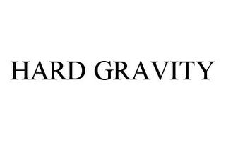 mark for HARD GRAVITY, trademark #78338340
