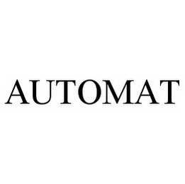 mark for AUTOMAT, trademark #78338355