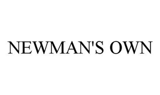 mark for NEWMAN'S OWN, trademark #78338708