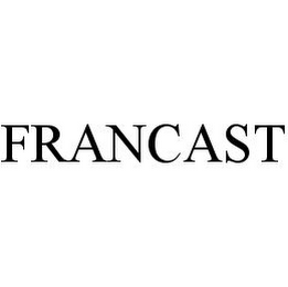 mark for FRANCAST, trademark #78339064