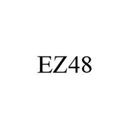 mark for EZ48, trademark #78339238