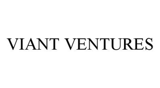 mark for VIANT VENTURES, trademark #78340284