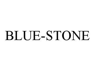 mark for BLUE-STONE, trademark #78340869