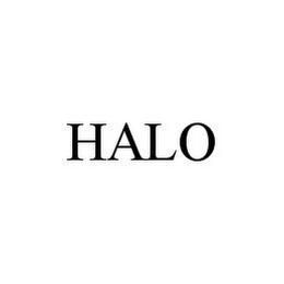 mark for HALO, trademark #78342269