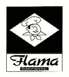 mark for FLAMA CALIDAD IMPERIAL, trademark #78342598