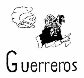 mark for GUERREROS, trademark #78342626