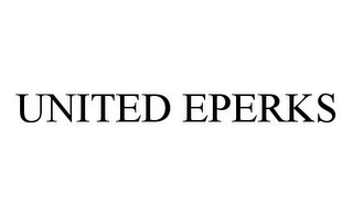 mark for UNITED EPERKS, trademark #78342793
