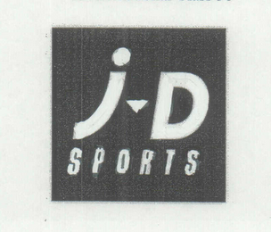 mark for JD SPORTS, trademark #78343820