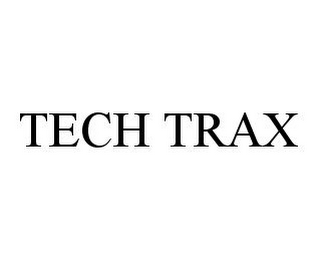 mark for TECH TRAX, trademark #78344846