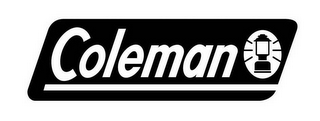 mark for COLEMAN, trademark #78345477